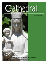 Network - The Cathedral of St. John the Evangelist