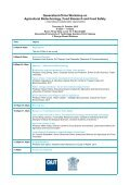 Queensland-China Biotechnology Forum - Page 4