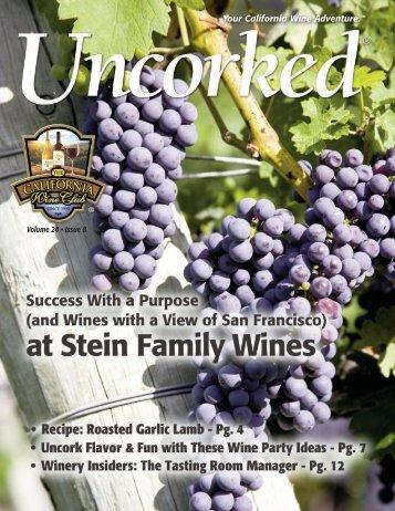 Uncorked Drytown - California Wine Club