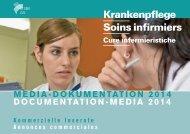 Mediadokumentation 2014 - Schweizer Berufsverband der ...