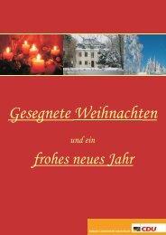 Die Datei (pdf) - Herzlich Willkommen — Bubach-Calmesweiler ...