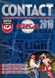 rivista di kick boxing - n - 1 karate - IAKSA Italia