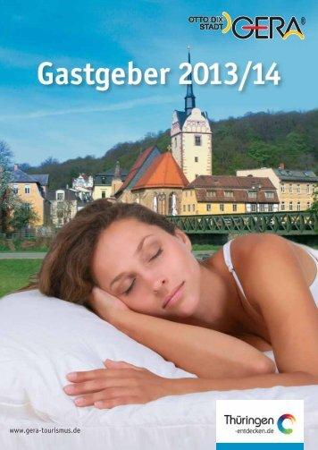 Katalog Anschauen - Gast in Gera