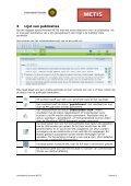 Handleiding: Personal METIS - Universiteit Utrecht - Page 4