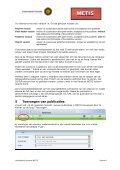 Handleiding: Personal METIS - Universiteit Utrecht - Page 6