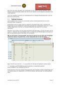 Handleiding: Personal METIS - Universiteit Utrecht - Page 7