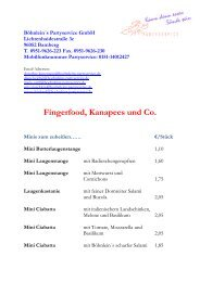 Download PDF (ca 20 kb) - Böhnlein Partyservice