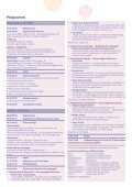 1. Jahrestagung - Österreichische LIGA für Kinder-und ... - Page 3