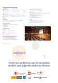 1. Jahrestagung - Österreichische LIGA für Kinder-und ... - Page 6