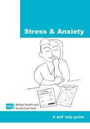 Stress & Anxiety - Belfast Health and Social Care Trust