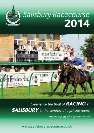 click here - Salisbury Racecourse