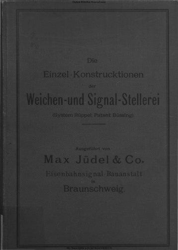 Max Jüdel & CO. - Digitale Bibliothek Braunschweig
