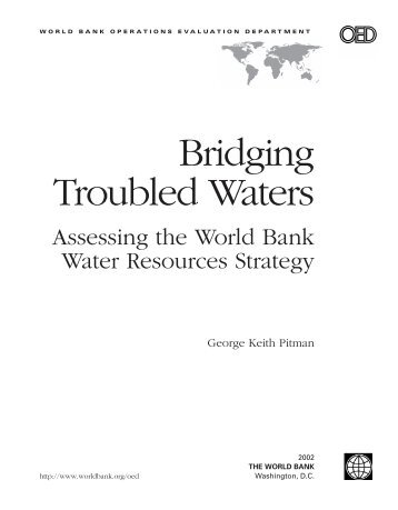 Download Report - Independent Evaluation Group - World Bank