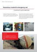 Hazardous material emergency set - Rosenbauer - Page 2