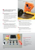 Hazardous material emergency set - Rosenbauer - Page 3