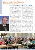 September 2013 - Wohnungsgenossenschaft MERKUR eG - Page 6