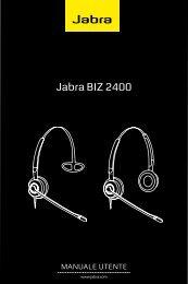 Jabra BIZ 2400