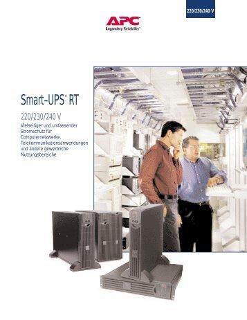Smart-UPS RT