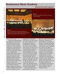 newsletter 3 is now available for download - Renaissance Music ... - Page 2