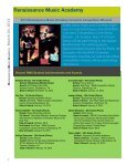 newsletter 3 is now available for download - Renaissance Music ... - Page 3