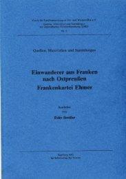 Franken - Rittmeier - Hamburg