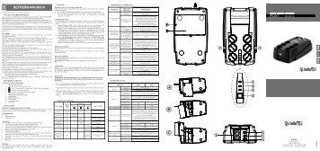 USV5MN0001C (User Manual SV5 RIELLO GB-I-D).pub - Riello UPS