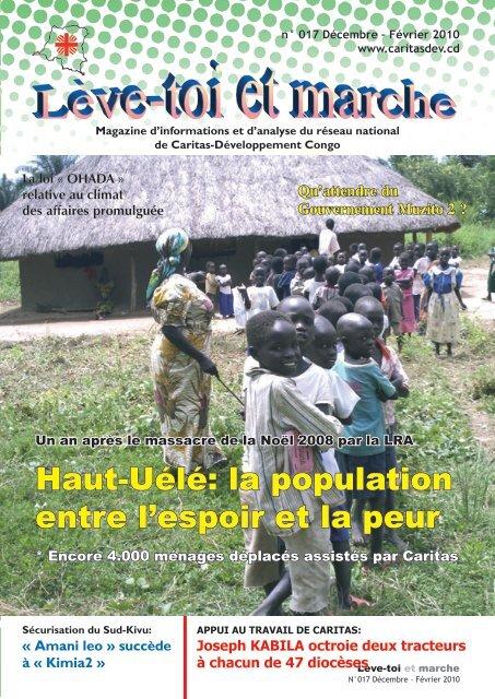 Magazine - caritasdev.cd