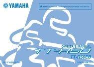 TT-R50EB - Yamaha