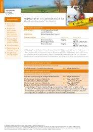 Absolute® M Produktübersicht (PDF) - DuPont