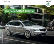 Octavia: Katalog - ŠKODA Octavia