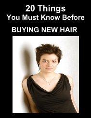 How do I take care of my new hair? - BK Hair Studio