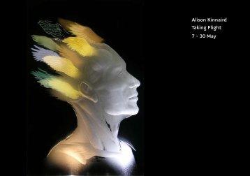 Alison Kinnaird Taking Flight 7 - 30 May - The Scottish Gallery