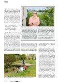 Wohnen extra 2 2013 - Wohnbaugenossenschaften Schweiz - Page 6