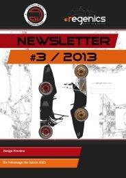 Newsletter #3 / 2013 - Dynamics