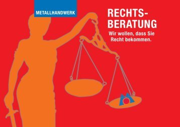Rechtsberatung - Bundesverband Metall