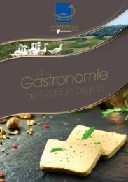 catalogue particuliers - Le Canard Gourmand