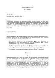 Oberlandesgericht Celle B eschluss 13 Verg 10/07 Verkündet am 13 ...