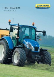 Prospekt T5 NEU_Sept. 13.pdf - new-holland-traktoren-center-schweiz