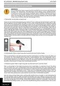 BEDIENUNGSANLEITUNG 2012 - Seite 5