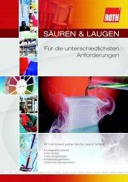 SÄUREN & LAUGEN - Carl Roth
