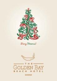 CHRISTMAS CHEER - Golden Bay Beach Hotel Cyprus