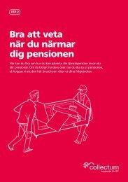 När du närmar dig pension - Collectum