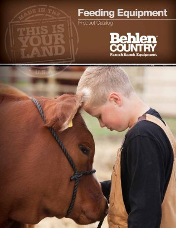 Feeders - Behlen Country