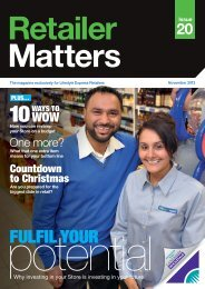 Issue 20 : November 2013 Download - Landmark Wholesale
