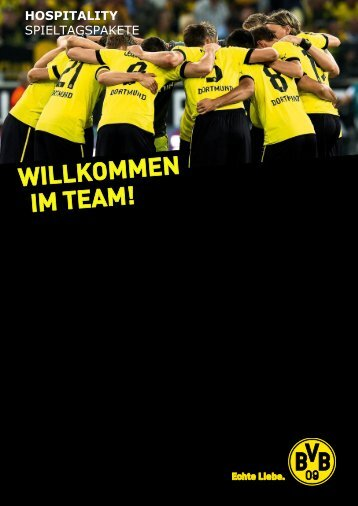 Informationen als PDF - Borussia Dortmund