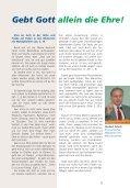 Missions Nachrichten - Missionswerk FriedensBote - Seite 3