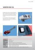Werfer - Rosenbauer International AG - Page 7