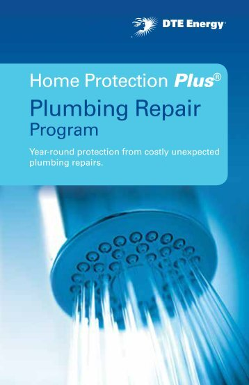 HPP Whole Home Repair Program Terms And Conditions - Dte home protection plan