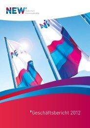 Geschäftsbericht 2012 - NEW AG