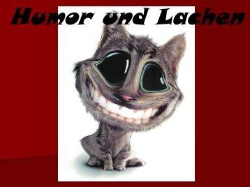 Humor und Lachen